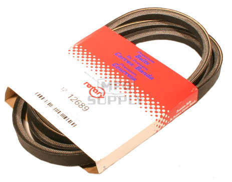 12-12689 - Hustler Pump Belt. Replaces 600979