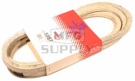 12-5867 - Exmark 303080 Blade Drive Belt