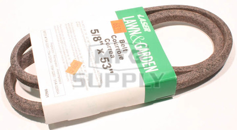 12-6839 - MTD 754-0280 & 954-0280A Engine/Variable Speed Belt