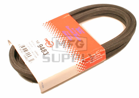 12-9483 - Blade Drive Belt Replaces Snapper 43844