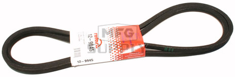 12-9945 - Deck Belt replaces AYP 110884X