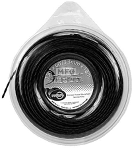27-12163-Black Vortex Professional Trimmer Line