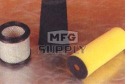 5704-0455 - ATV Air Filter Foam 12-93850 Suzuki