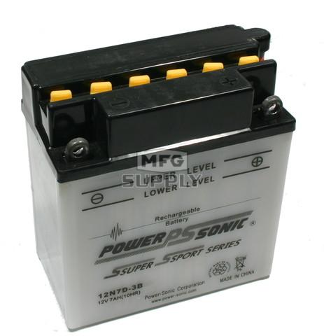12N7D-3B - Heavy Duty Battery.