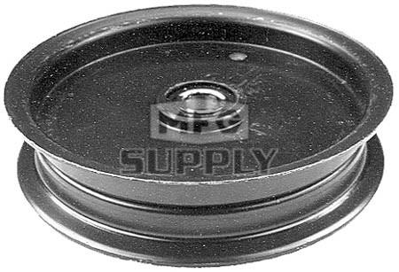 """13-10226 - Hustler Idler Pulley. For 52""""/60""""/72"""" Super Z deck. Replaces 781385."""