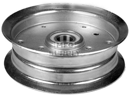 13-11207 - Flat Idler Pulley Replaces John Deere GY20629