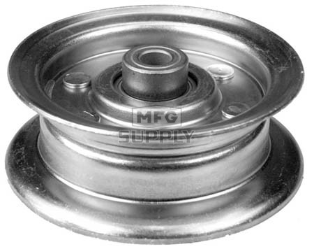 "13-11634 - Idler Pulley for AYP 48"" decks from 2001-up."