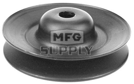 13-12513 - Idler Pulley replaces AYP 174375.