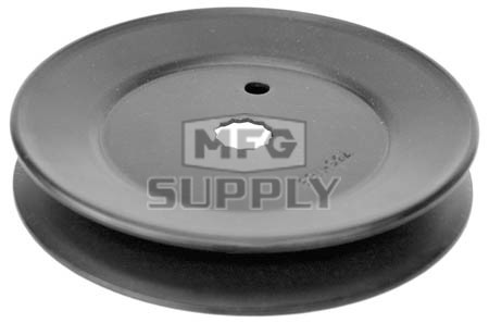 13-12884 - Spindle Pulley Replaces Cub Cadet 756-1188.