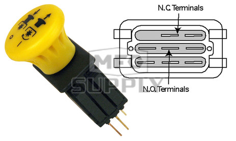 31-13248 PTO Switch for Scag