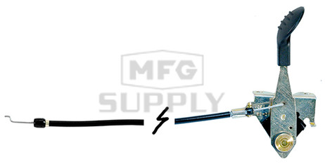3-13480 - Choke Control Cable for Exmark