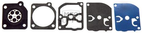38-13489 Carburetor Gasket & Diaphragm Kit for ZAMA
