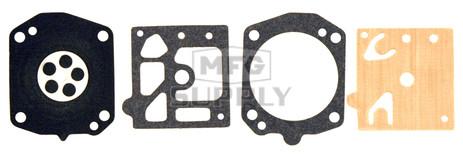 38-13490  Carburetor & Diaphragm Kit for WALBRO