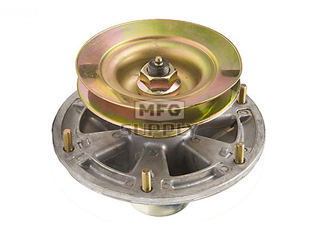 10-13547 - Spindle Assembly Left Hand with pulley for John Deere