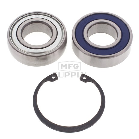 14-1069-D Polaris Aftermarket Drive Shaft Bearing Kit for 2013-2020 600 and 800 Pro RMK Model Snowmobiles with Quickdrive Belt System