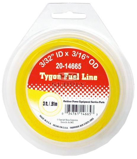 20-14665 - Cut Length of Tygon Fuel Line