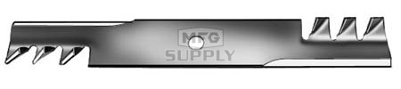 """15-11233 - 21-3/16""""  Commercial Mulching Blade Replaces MTD 942-0616"""