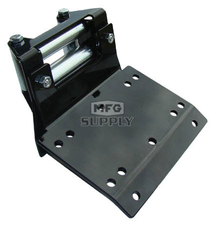1513SW - Winch Mount Plate for Various Arctic Cat 350/366/400/425/450 ATVs