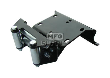 1521SW - Winch Mount Plate for Various 2003-2014 Bombardier / CanAm Outlander 330 & 400 ATV Model's