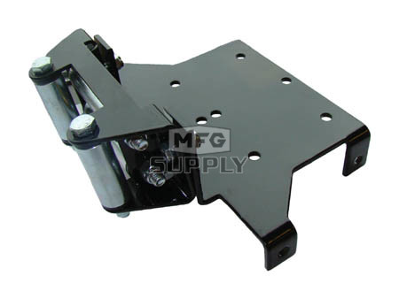 1522SW - Winch Mount Plate for Various 1999-2005 Bombardier / CanAm Traxter & Quest ATV Model's