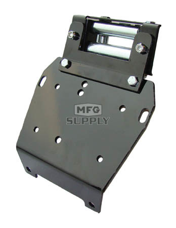 1542SW - Winch Mount Plate for Yamaha Kodiak Ultramatic ATVs