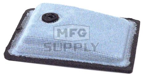 39-1550 - Air Filter Replaces Homelite 63589