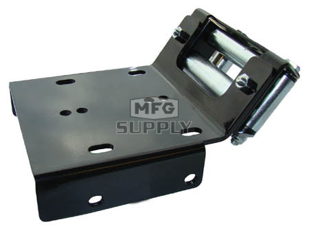 1554SW - Winch Mount Plate for Suzuki 700 ATVs