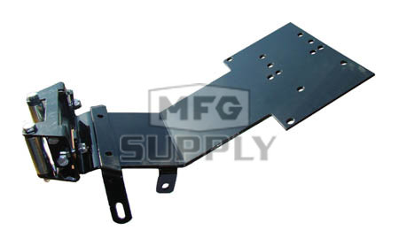 1587SW - Winch Mount Plate for Honda ATVs