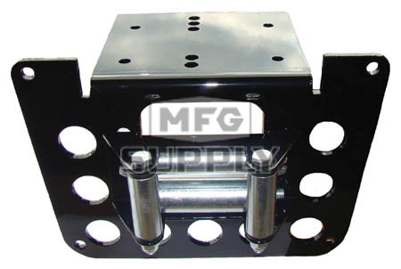 1596SW - Winch Mount Plate for Arctic Cat ATVs