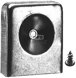 18-1281 - Muffler Deflector Replaces Briggs & Stratton 393750