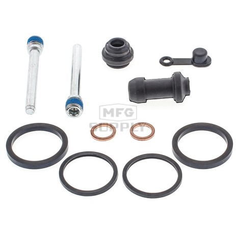 18-3004-F Aftermarket Front Caliper Rebuild Kit for Various 1984-1987 & 1993-2019 Makes and Models of Dirt Bikes, Motorcycles, and UTV's