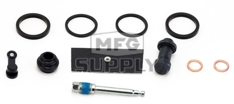 18-3017 Honda Aftermarket Front Caliper Rebuild kit for Some 2004-2014 TRX 450 & 700 Model ATV's
