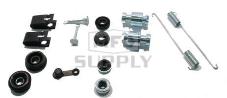 18-5003 Honda Front Aftermarket Wheel Cylinder Rebuild Kit for Some 2001-2007 TRX 350, 400, 450, 500, 650 Model ATV's