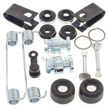 18-5008 Honda Aftermarket Front Wheel Cylinder Rebuild Kit for 1988-2000 TRX300 Fourtrax Model ATV's