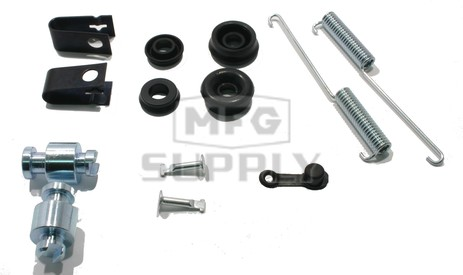 18-5009 Yamaha Aftermarket Front Wheel Cylinder Rebuild Kit for Some 1989-1998 YFM350 and 400 Model ATV's