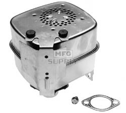 18-8003 - Muffler W/Hardware Replaces Briggs & Stratton 491413