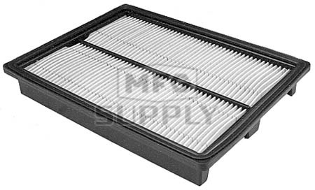 19-10678 - Air Filter Replaces Honda 17210-ZJ1-841