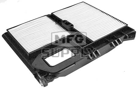 19-10679 - Air Filter Replaces Honda 17010-ZJ1-000