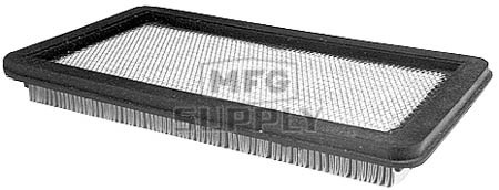 19-10879 - Air Filter Replaces Honda 17211-Z0A-013