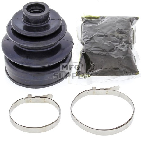 19-5009-RO Aftermarket Rear Outer CV Boot Repair Kit for Some 2005-2009 Yamaha Rhino 450 & 660 Model UTV's