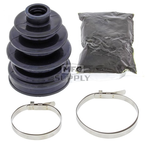 19-5025-RO Aftermarket Rear Outer CV Boot Repair Kit for Various 2015-2018 Honda 420 & 500 Model ATV's