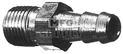 "20-1345 - 1/8"" X 1/4"" Straight Fuel Fitting"