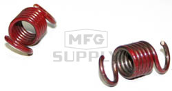 200114A - Red springs for 350 Series Clutch. 1800/2000 engagement. Set of 2. Standard.