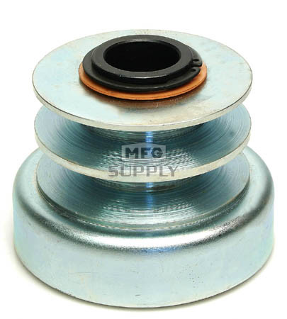 """200271A - Double Pulley SCDP 350 Series Centrifugal Clutch. 1"""" Bore"""