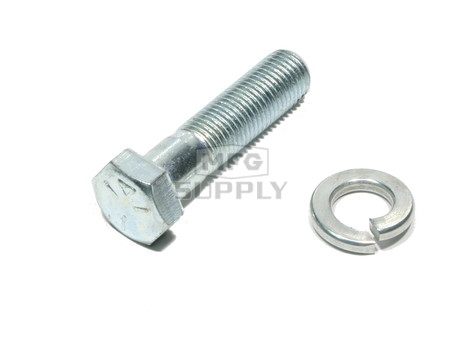 "202092A - # 1: 3/8-24 x 1-1/2"" bolt. Use on 20 & 30 Series Drive."
