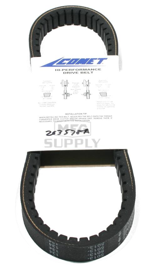"203578A-W1 - Comet 340 Series Belt. 27-23/64"" OC."