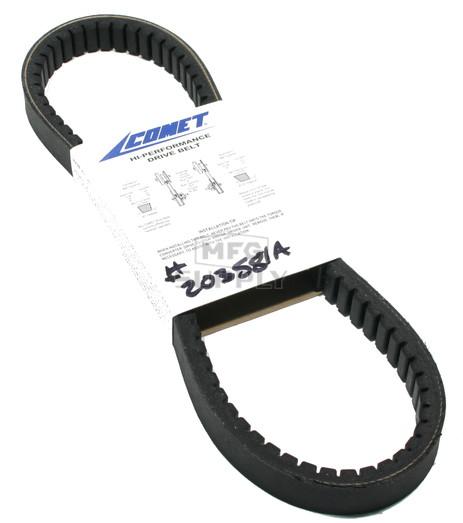 "203581A-W1 - Comet 340 Series Belt. 30-1/4"" OC."