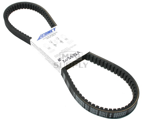 "203588A-W1 - Comet 340 Series Belt. 39-25/32"" OC."