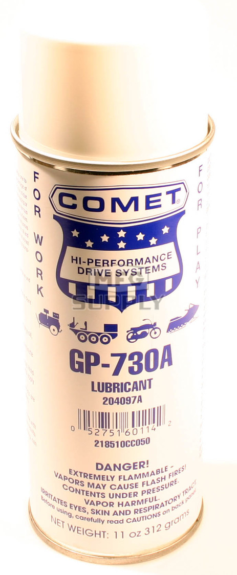 204097A - Lube Spray 11 oz