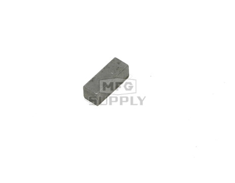 "209166A - # 7: 3/16"" sq x 1/2"" key for 40D/44D Driven Clutch"